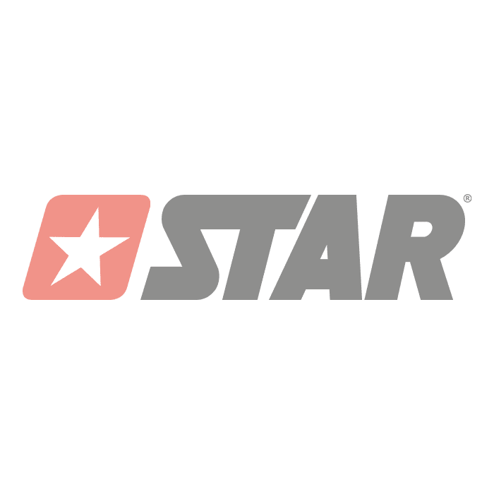 Fully threaded screws with countersunk head Torx